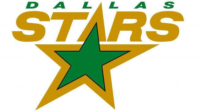 Dallas Stars Logotipo 1993-1994