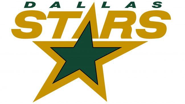 Dallas Stars Logotipo 1994-2013
