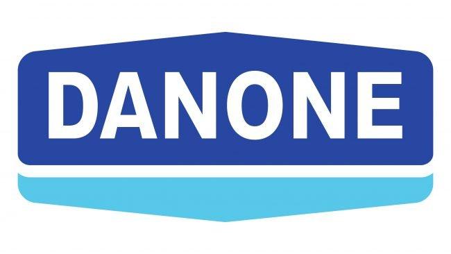 Danone Logotipo 1972-1993