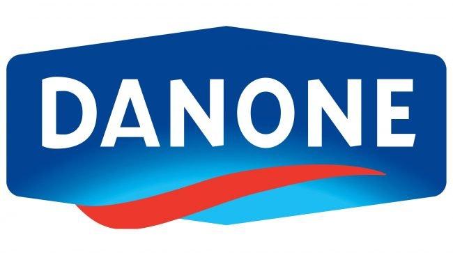 Danone Logotipo 1993-2005