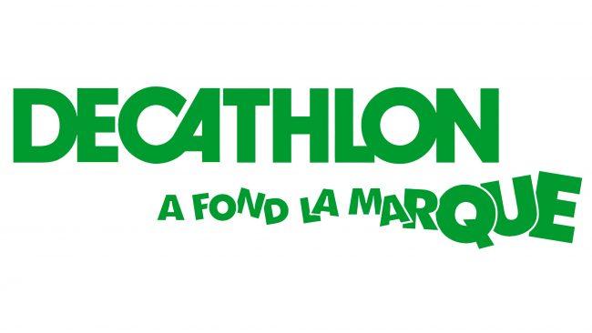 Decathlon Logotipo 1980-1990