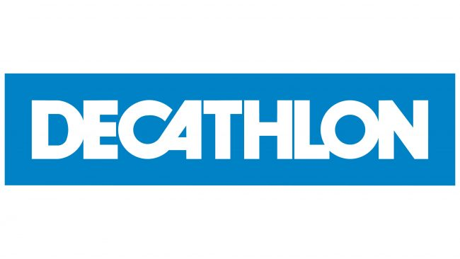 Decathlon Logotipo 1990-presente