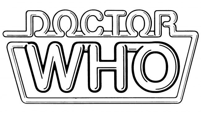 Doctor Who Logotipo 1980-1984