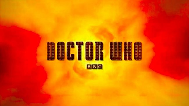 Doctor Who Logotipo 2012-2013