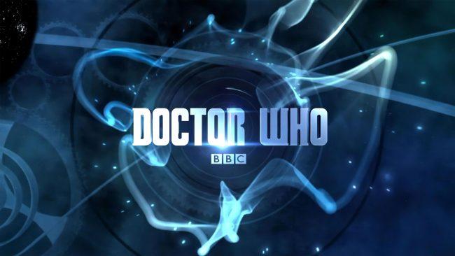 Doctor Who Logotipo 2014-2018