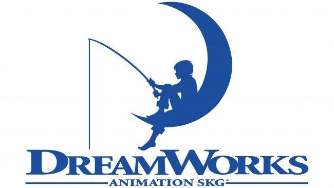 DreamWorks Animation Logotipo 2007-2018
