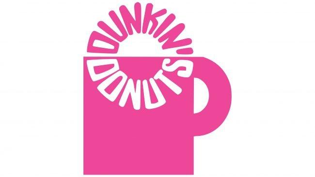 Dunkin' Donuts Logotipo 1960-1976
