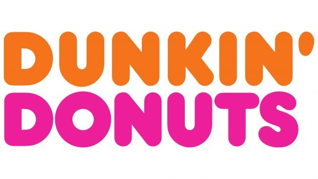 Dunkin' Donuts Logotipo 1976-2002