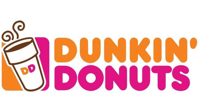 Dunkin' Donuts Logotipo 2007-2019