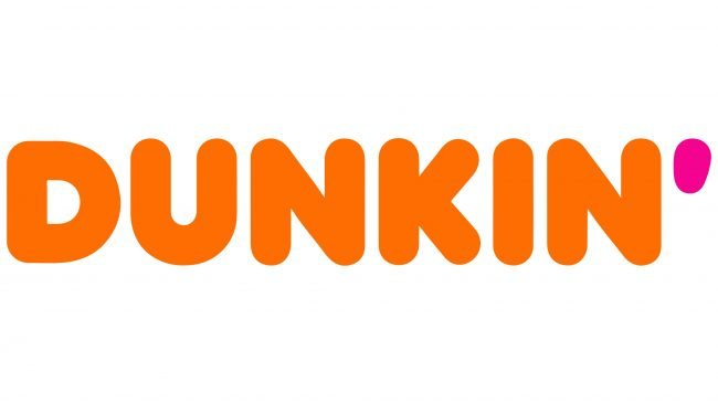 Dunkin' Logotipo 2019-presente