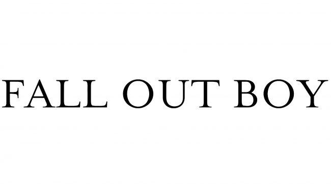Fall Out Boy Logotipo 2005-2007