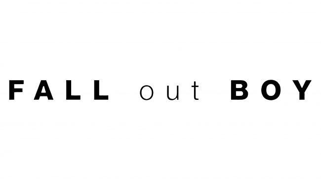 Fall Out Boy Logotipo 2008-2013