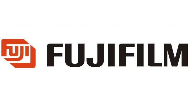 Fujifilm Logotipo 1992-2006
