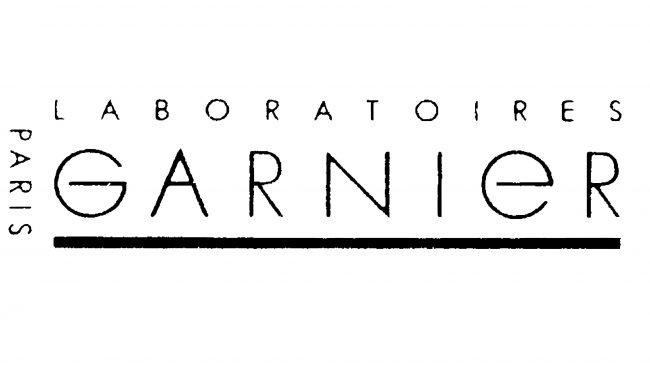 Garnier Logotipo 1904-1996