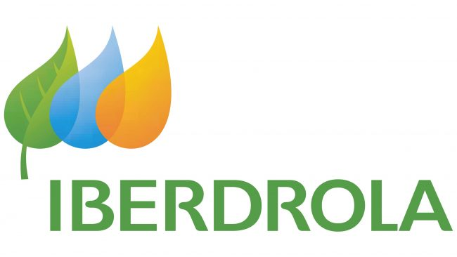 Iberdrola Logotipo 2001-presente