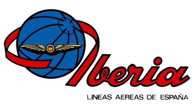 Iberia Logotipo 1954-1963