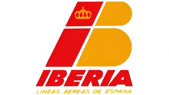 Iberia Logotipo 1977-1992