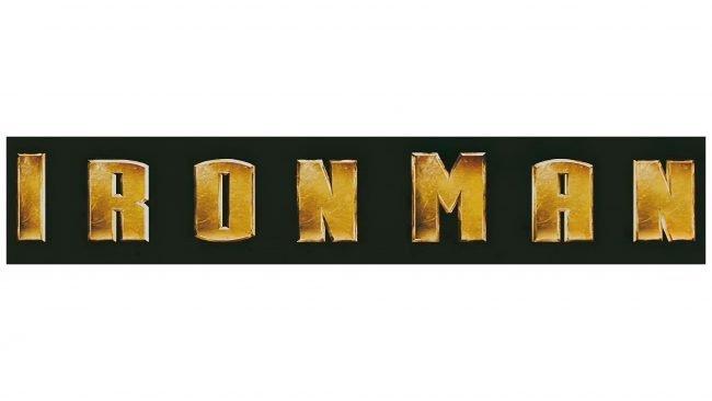 Iron Man Logotipo 2007-2008