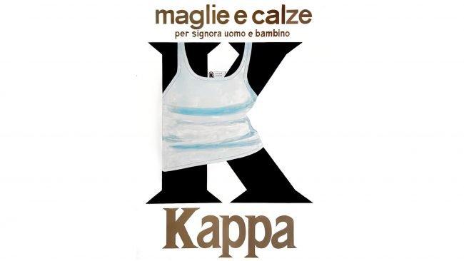 Kappa Logotipo 1958-1967