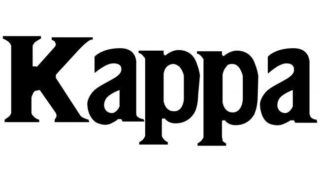 Kappa Logotipo 1967-1969