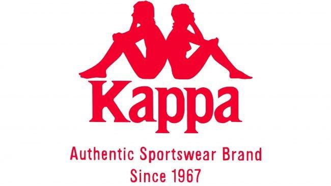 Kappa Logotipo 1978-1984