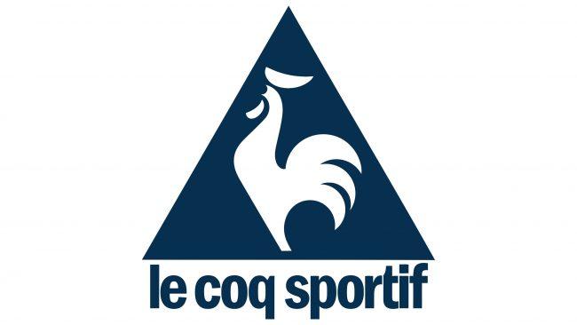 Le Coq Sportif Logotipo 2010-2012