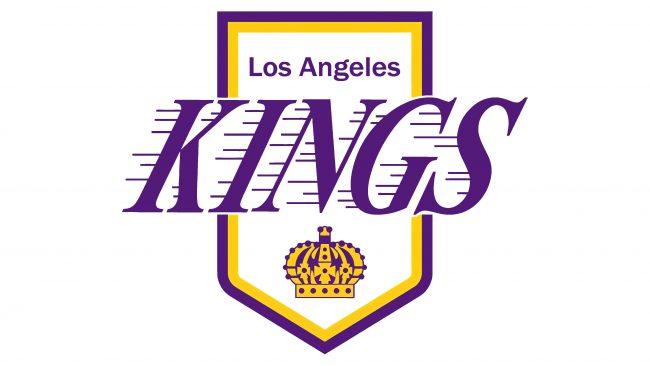 Los Angeles Kings Logotipo 1975-1987