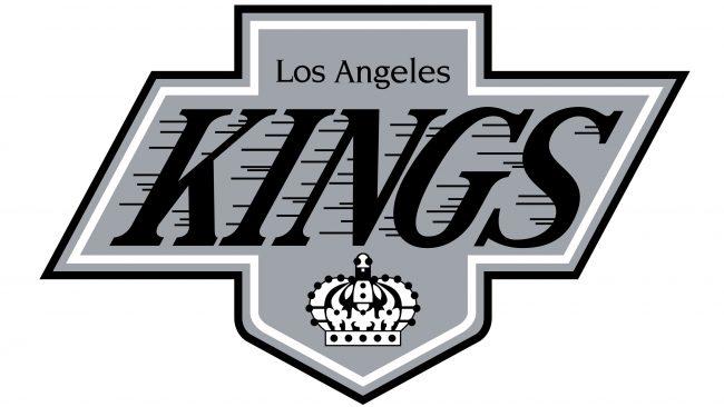 Los Angeles Kings Logotipo 1988-1998