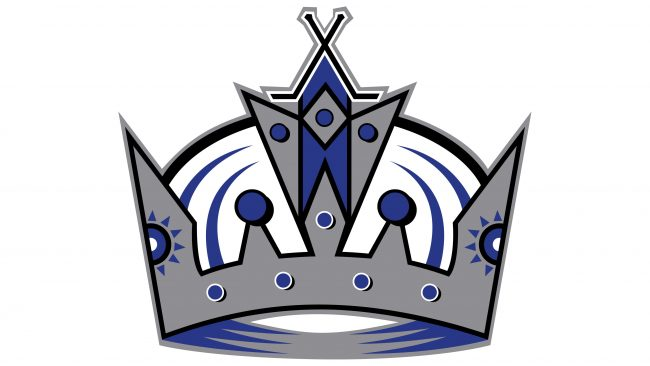 Los Angeles Kings Logotipo 2002-2011