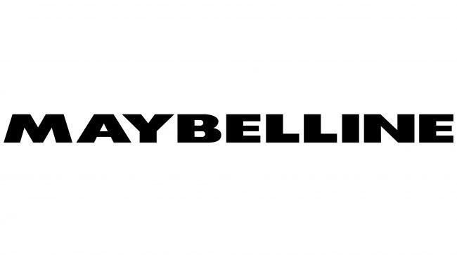 Maybelline Logotipo 1990-1996
