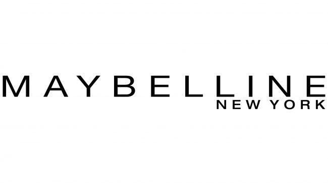 Maybelline Logotipo 1996-2002
