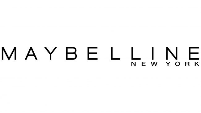 Maybelline Logotipo 2002-2019