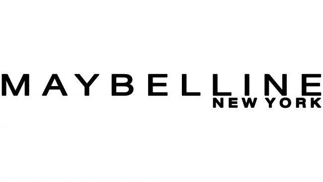 Maybelline Logotipo 2019-presente