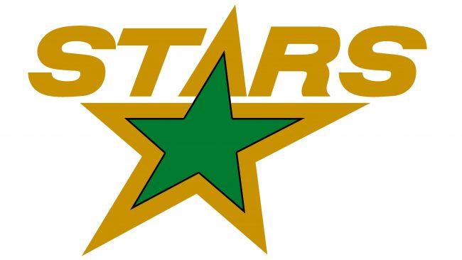 Minnesota North Stars Logotipo 1991-1993