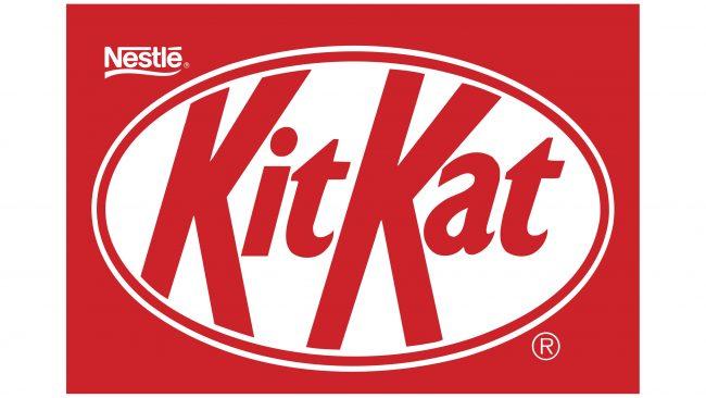 Nestlé Kit Kat Logotipo 1995-2004