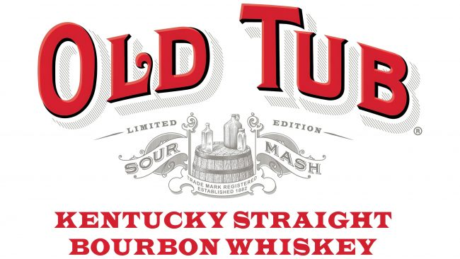 Old Tub Logotipo 1880-1943