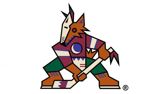 Phoenix Coyotes Logotipo 1999-2003