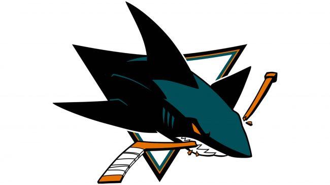 San Jose Sharks Logotipo 2007-2008