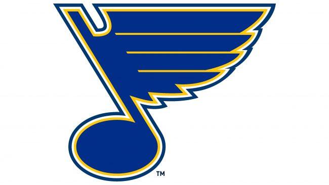St. Louis Blues Logotipo 1998-1999