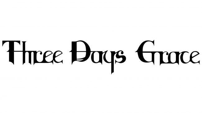 Three Days Grace Logotipo 2018-presente