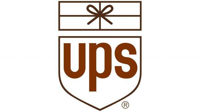 UPS Logotipo 1961-2003