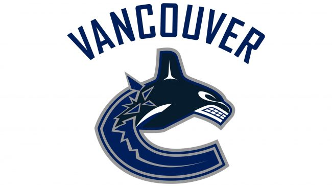 Vancouver Canucks Logotipo 2007-2019