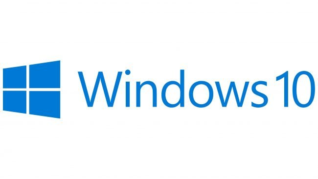 Windows 10 Logotipo 2015-presente