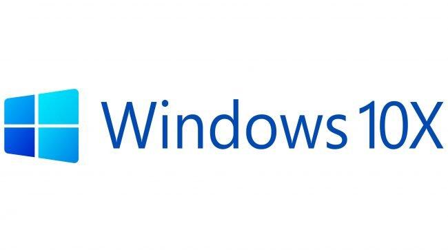Windows 10X Logotipo 2020-presente