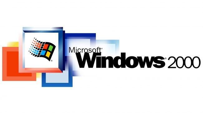 Windows 2000 Logotipo 2000-2010
