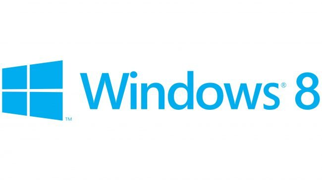 Windows 8 Logotipo 2012-2016