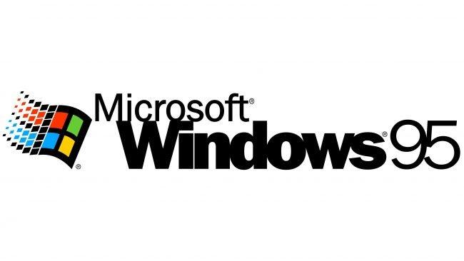 Windows 95 Logotipo 1995-2001