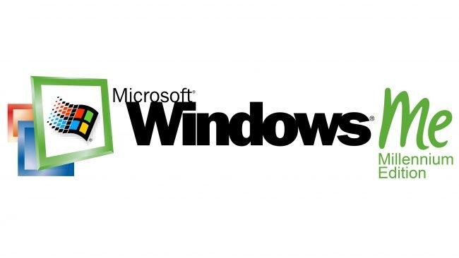 Windows Millennium Edition Logotipo 2000-2006