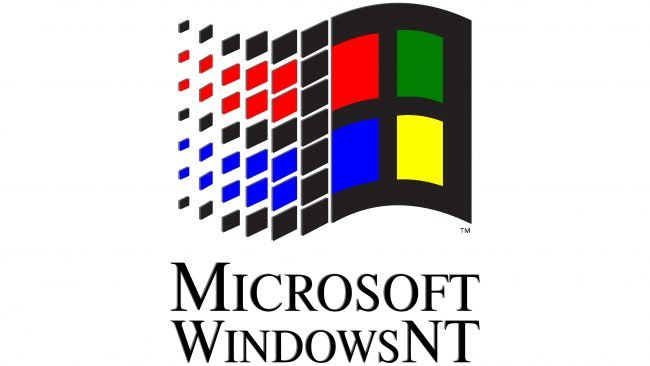 Windows NT 3.1 Logotipo 1993-2001