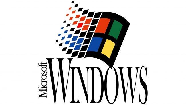 Windows NT 3.5x Logotipo 1994-2001